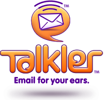 Talkler - email for your ears